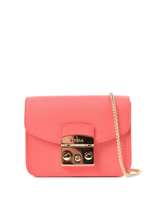Furla: Umhängetaschen - Umhängetasche - Pink