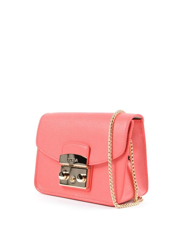 Furla: Umhängetaschen online - Umhängetasche - Pink