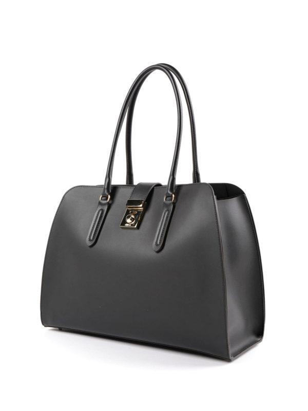 FURLA: Handtaschen online - Shopper - Schwarz