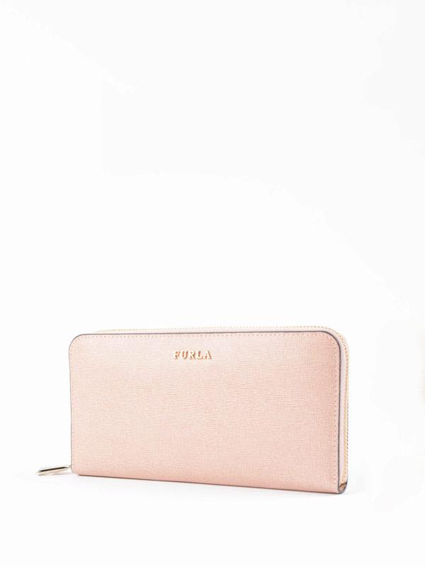Furla: Portemonnaies und Geldbörsen online - Portemonnaie - Pink
