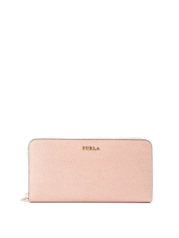 Furla: Portemonnaies und Geldbörsen - Portemonnaie - Pink