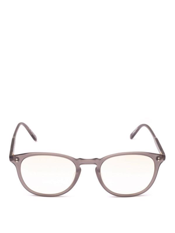 GARRETT LEIGHT: Brillen online - Brillen - Grau
