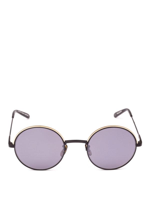 GARRETT LEIGHT: Sonnenbrillen online - Sonnenbrille - Schwarz