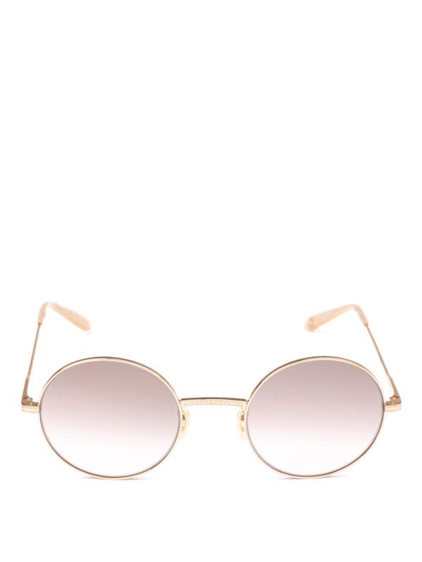 GARRETT LEIGHT: Sonnenbrillen online - Sonnenbrille - Gold