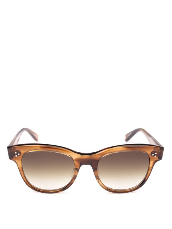 GARRETT LEIGHT: Sonnenbrillen online - Sonnenbrille - Braun