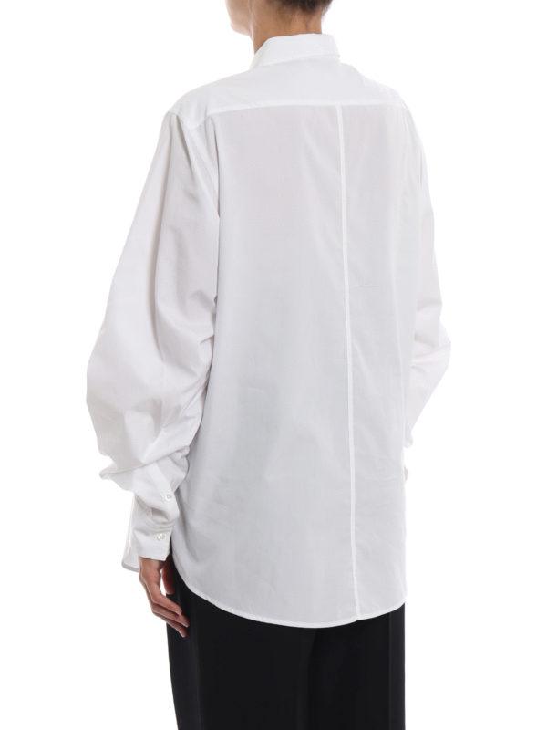 Hemd - Weiß shop online: PHILLIP LIM