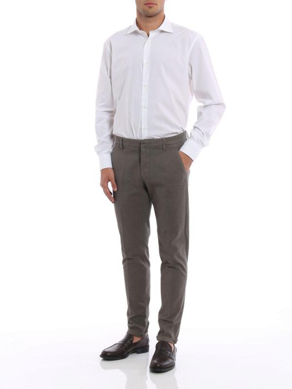 Casual Hosen - Braun shop online: Dondup