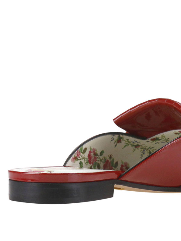 Slippers - Rot shop online: GUCCI