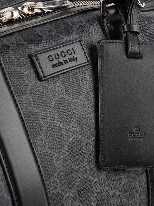 Reisetasche - Schwarz shop online: Gucci
