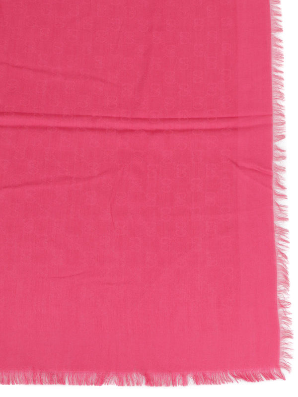 GG wool blend scarf shop online: Gucci