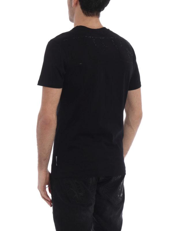 T-Shirt - Schwarz shop online: PHILIPP PLEIN