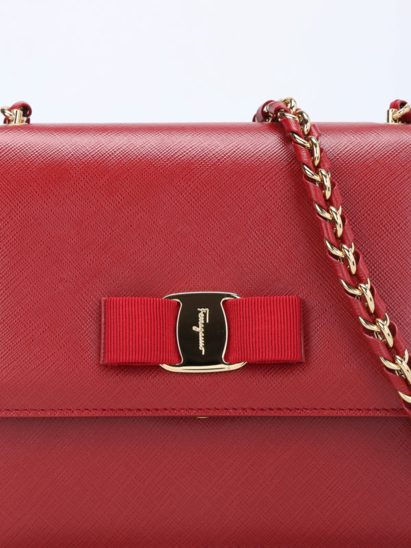 Clutch - Rot shop online: Salvatore Ferragamo