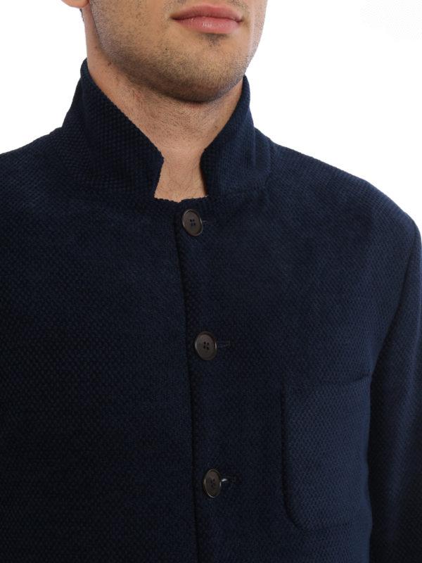 Giorgio Armani buy online Blazer - Einfarbig