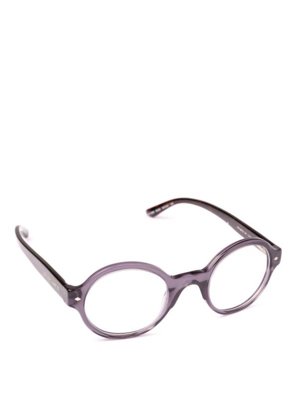 GIORGIO ARMANI: Brillen - Brillen - Grau
