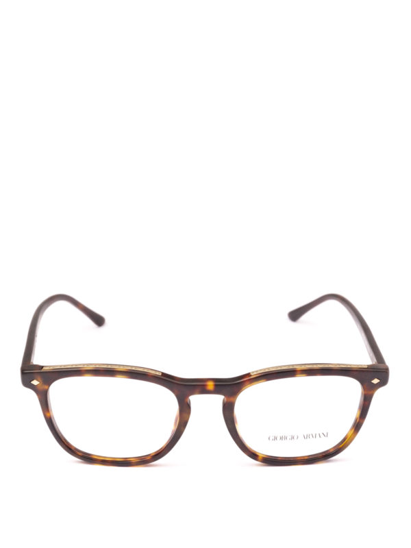 GIORGIO ARMANI: Brillen online - Brillen - Braun
