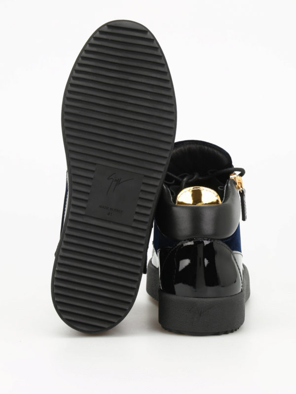 Giuseppe Zanotti buy online Sneaker - Blau