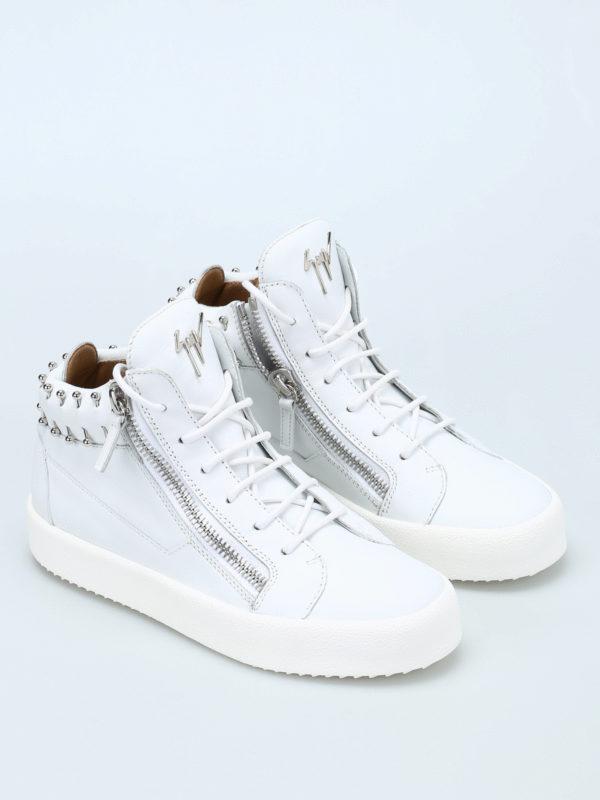 Giuseppe Zanotti: Sneaker online - Sneaker - Weiß