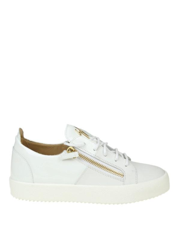 GIUSEPPE ZANOTTI: Sneaker - Sneaker - Weiß