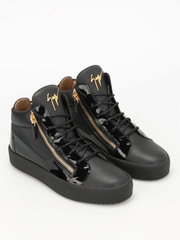 Giuseppe Zanotti: Sneaker online - Sneaker - Schwarz