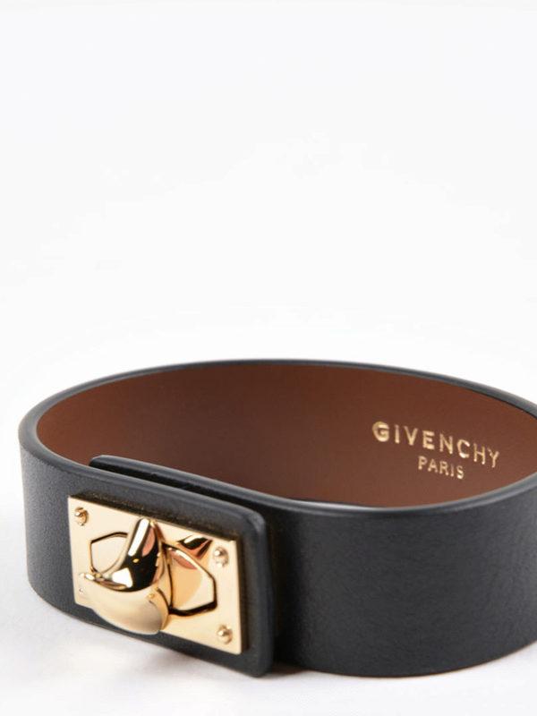 Givenchy: Armbänder und Armkettchen online - Armband - Schwarz