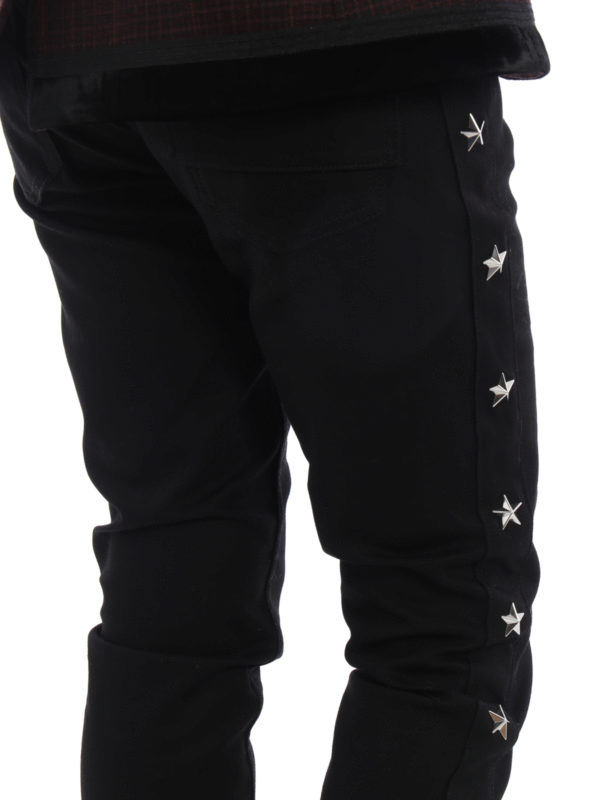GIVENCHY buy online Straight Leg Jeans - Einfarbig