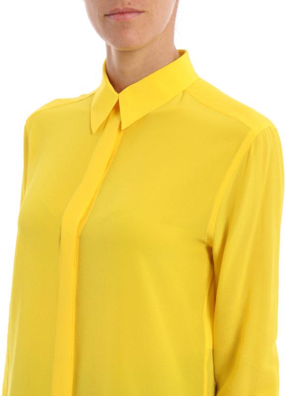 GIVENCHY buy online Hemd - Einfarbig