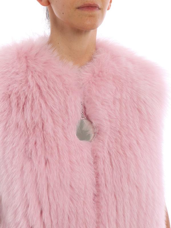 Givenchy buy online Pelz - Einfarbig