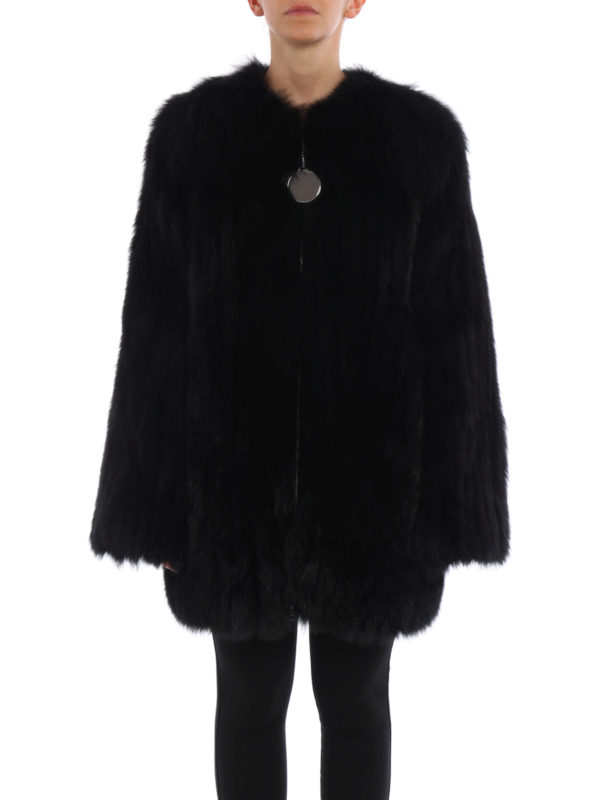 Givenchy: Pelz und Shearling online - Pelz - Over