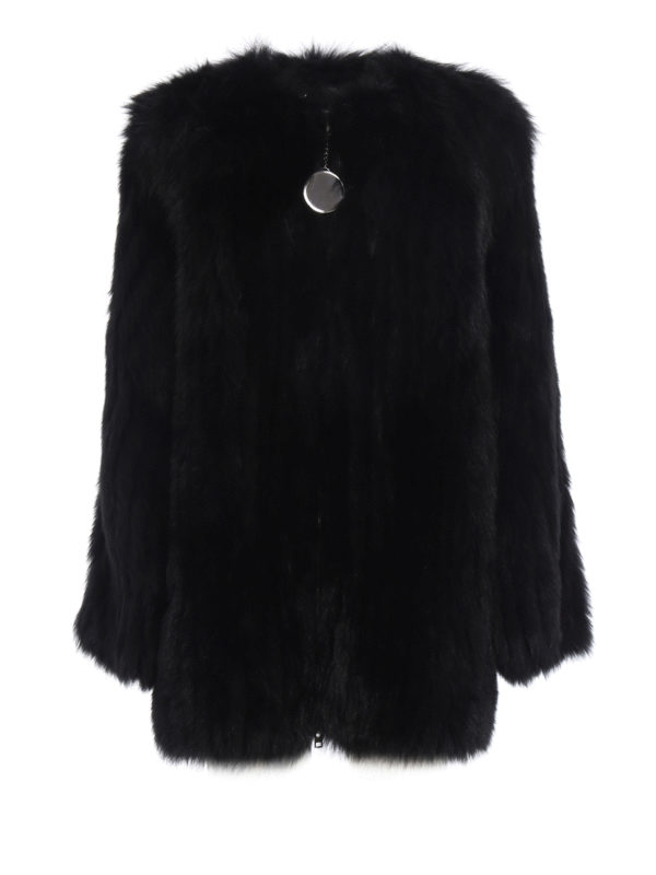 Givenchy: Pelz und Shearling - Pelz - Over