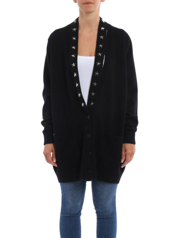 Givenchy: Cardigans online - Cardigan - Over