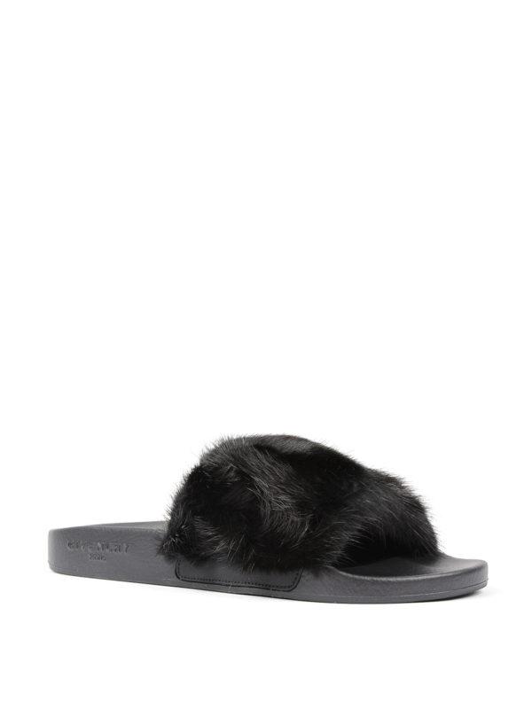 Givenchy: Sandalen online - Sandalen - Schwarz