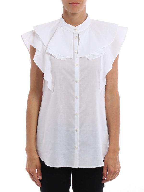 GIVENCHY: Hemden online - Hemd - Einfarbig