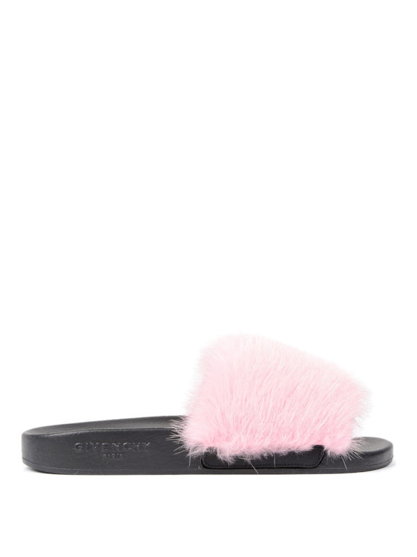 Givenchy: Sandalen - Sandalen - Pink