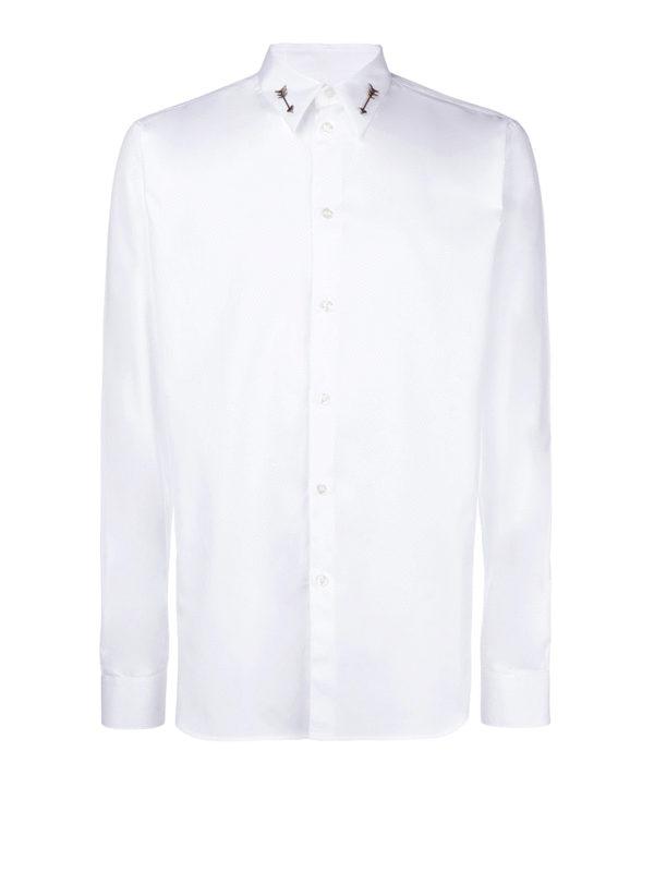GIVENCHY: Hemden - Hemd - Slim Fit