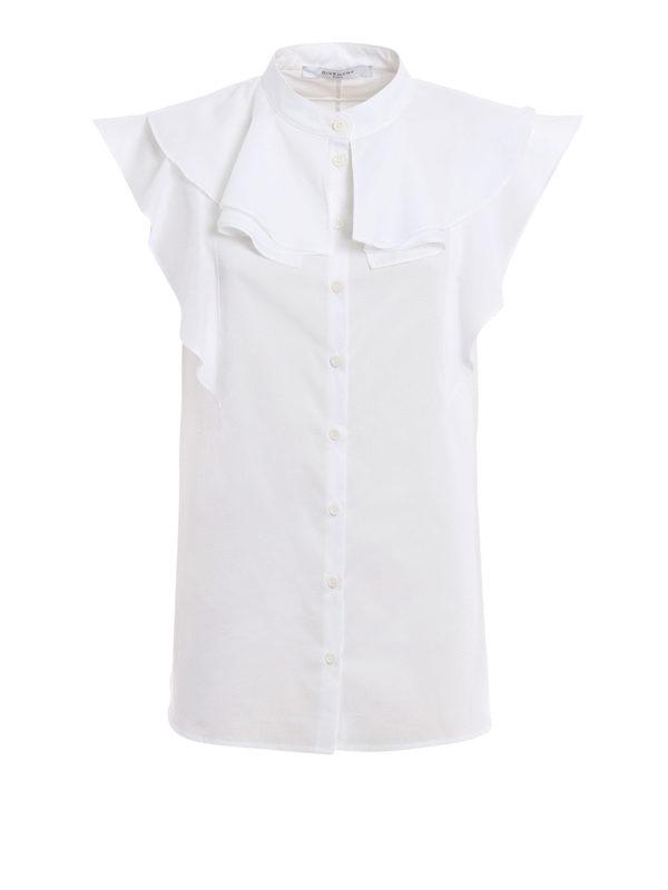 GIVENCHY: Hemden - Hemd - Einfarbig