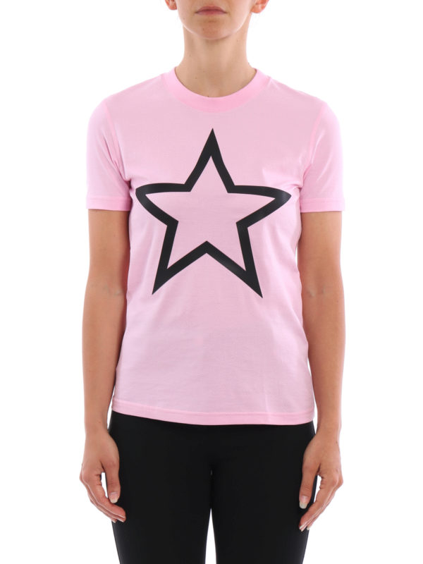 Givenchy: T-shirts online - T-Shirt - Pink