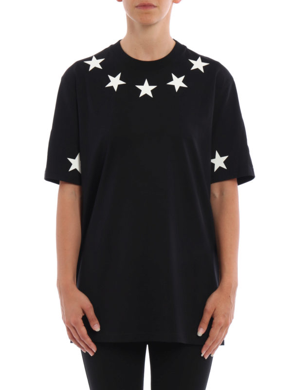 Givenchy: T-shirts online - T-Shirt - Over