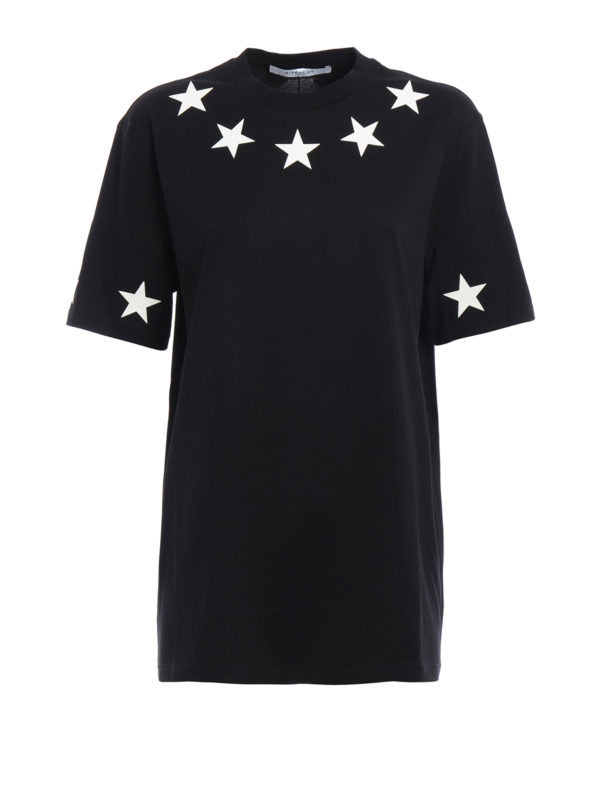 Givenchy: T-shirts - T-Shirt - Over