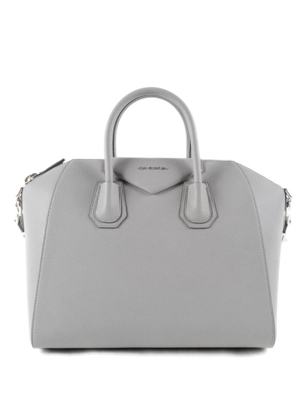 GIVENCHY: Handtaschen - Shopper - Grau