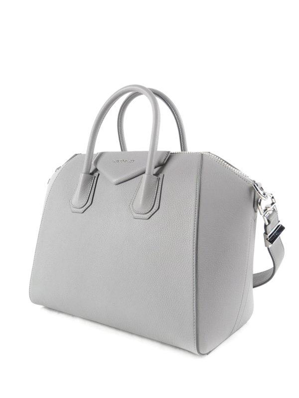 Givenchy: Handtaschen online - Shopper - Grau