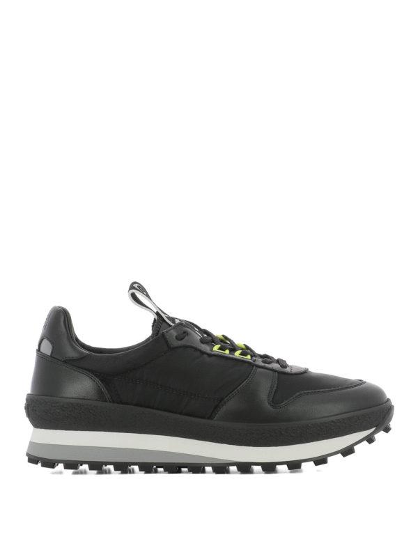 GIVENCHY: Sneaker - Sneaker - Schwarz