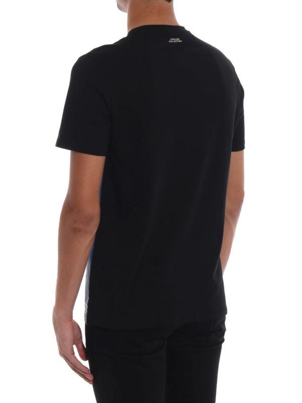T-Shirt - Gold shop online: VERSACE COLLECTION