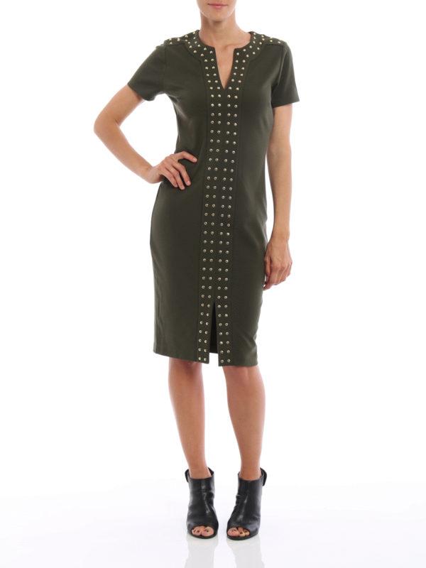 Knielanges Kleid - Einfarbig shop online: Michael Kors