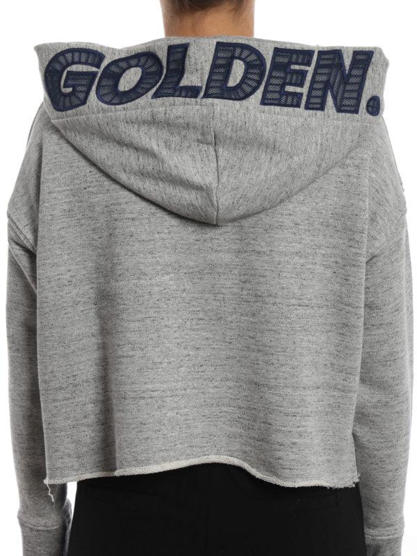 GOLDEN GOOSE buy online Sweatshirt - Grau