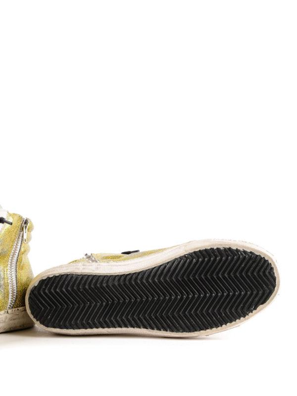 GOLDEN GOOSE buy online Sneaker - Gelb