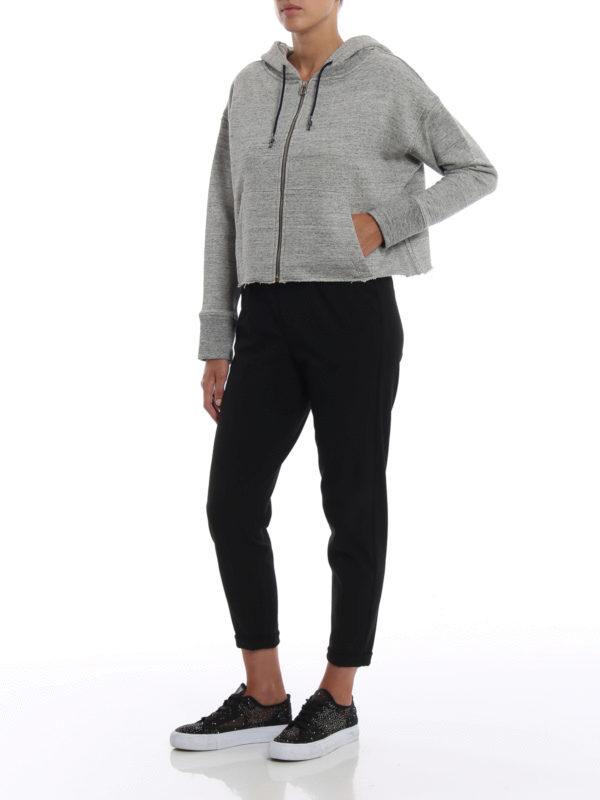 GOLDEN GOOSE: Sweatshirts und Pullover online - Sweatshirt - Grau