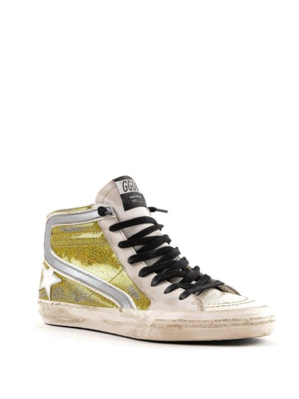 GOLDEN GOOSE: Sneaker online - Sneaker - Gelb