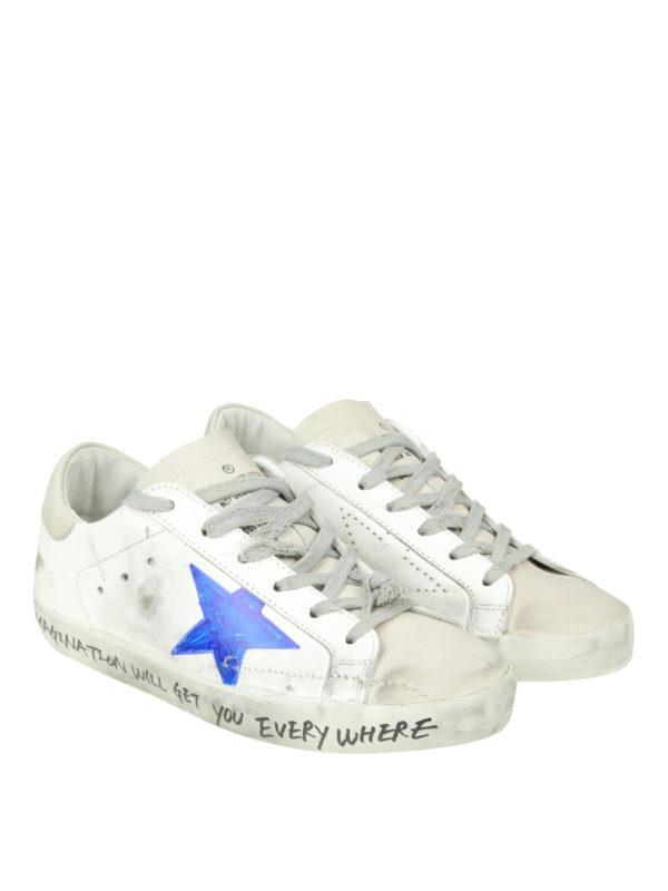 GOLDEN GOOSE: Sneaker online - Sneaker - Weiß