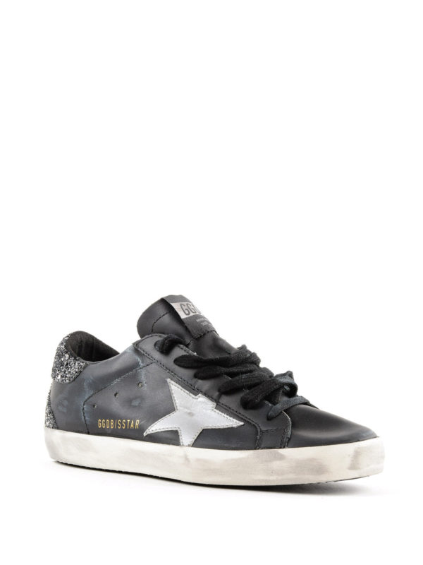 GOLDEN GOOSE: Sneaker online - Sneaker - Schwarz