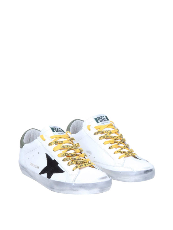Golden Goose - Superstar yellow lace